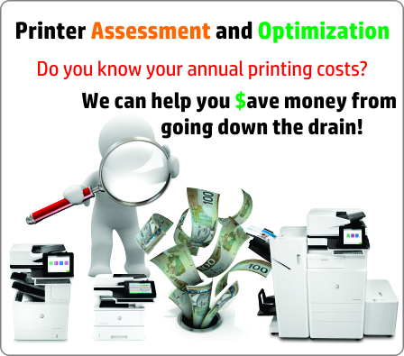 Printer Assessment and Optimization
