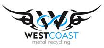 West Coast Metal Recycling Logo
