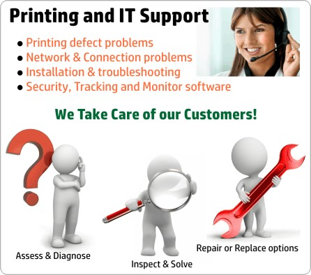 Printing Support